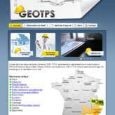 Site vitrine: Geotps.com