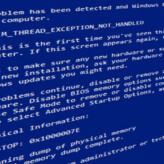 Redémarrage en boucle – Ecran bleu 0x1000007E – Windows XP – usbport.sys