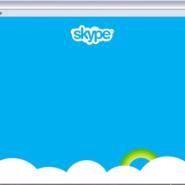 Écran de connexion de skype vide – impossible de se connecter